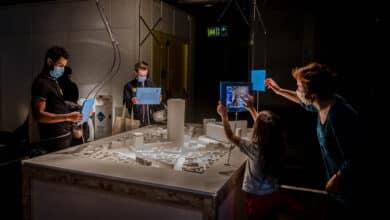 Photo de XXHL – La nouvelle expo de la cité des sciences