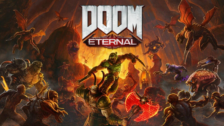 Doom Ethernal par Bethesda