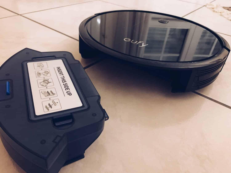 Cassette robot