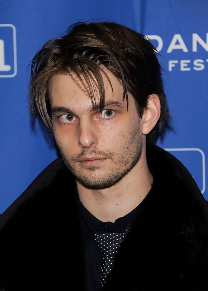 Sam Levinson à la première de son premier film, Another Happy Day, au Festival de Sundance en 2011