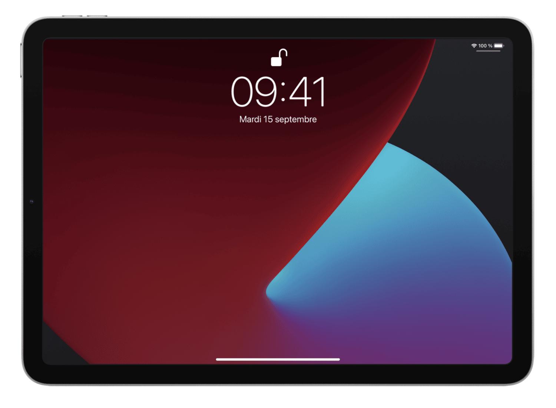 Taille écran iPad Air 4