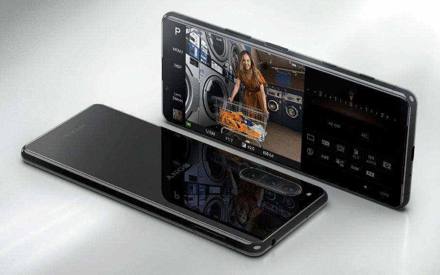 Sony XPERIA - Vue d'ensemble