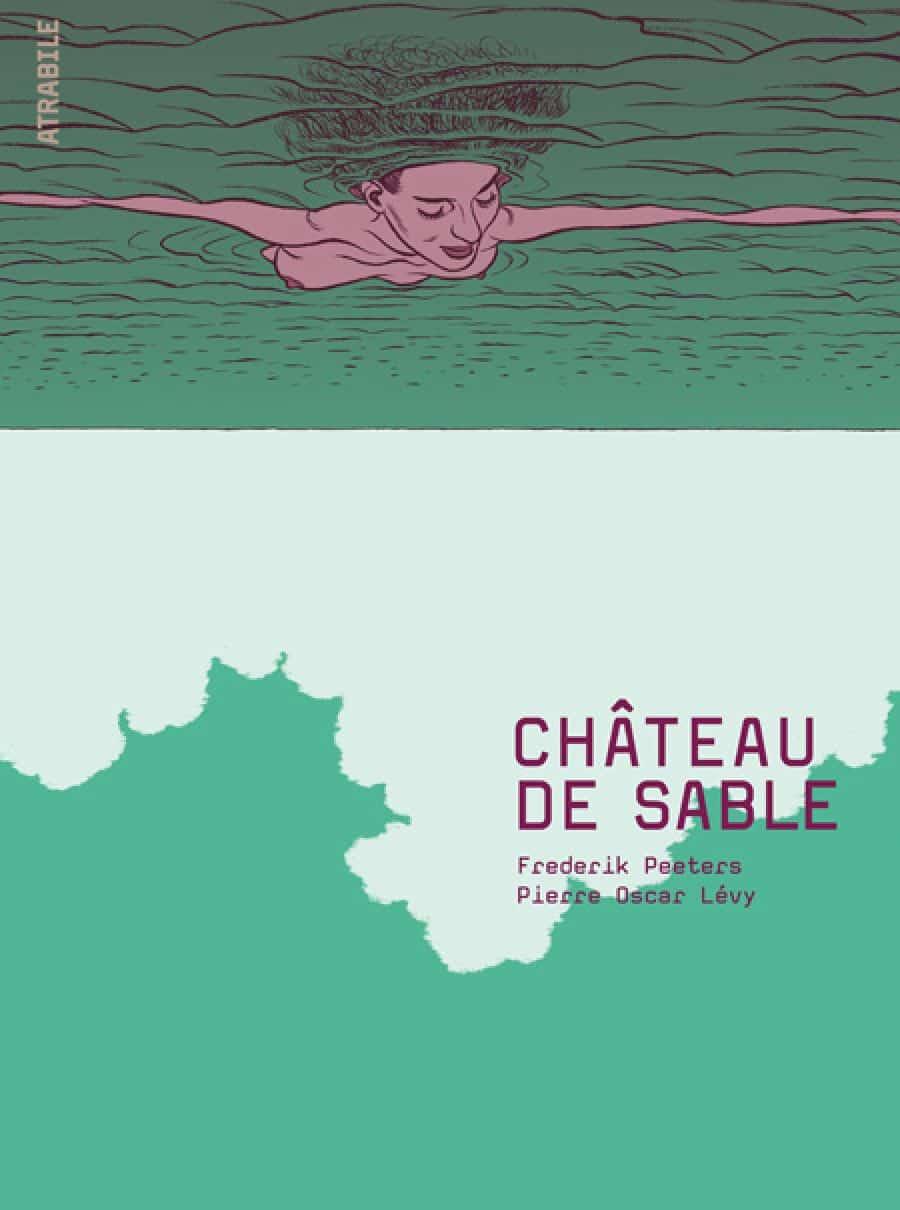 Première de couverture de la bande dessinée Château de Sable