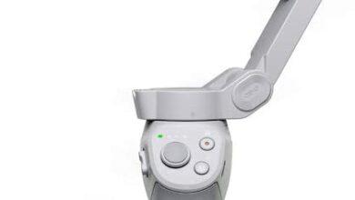Photo de DJI Osmo mobile 4, le nouveau stabilisateur magnétisant