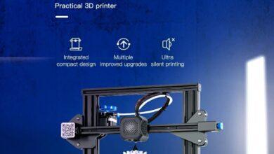 Photo de Bon plan – Creality Ender-3 V2, une imprimante 3D phénoménale !