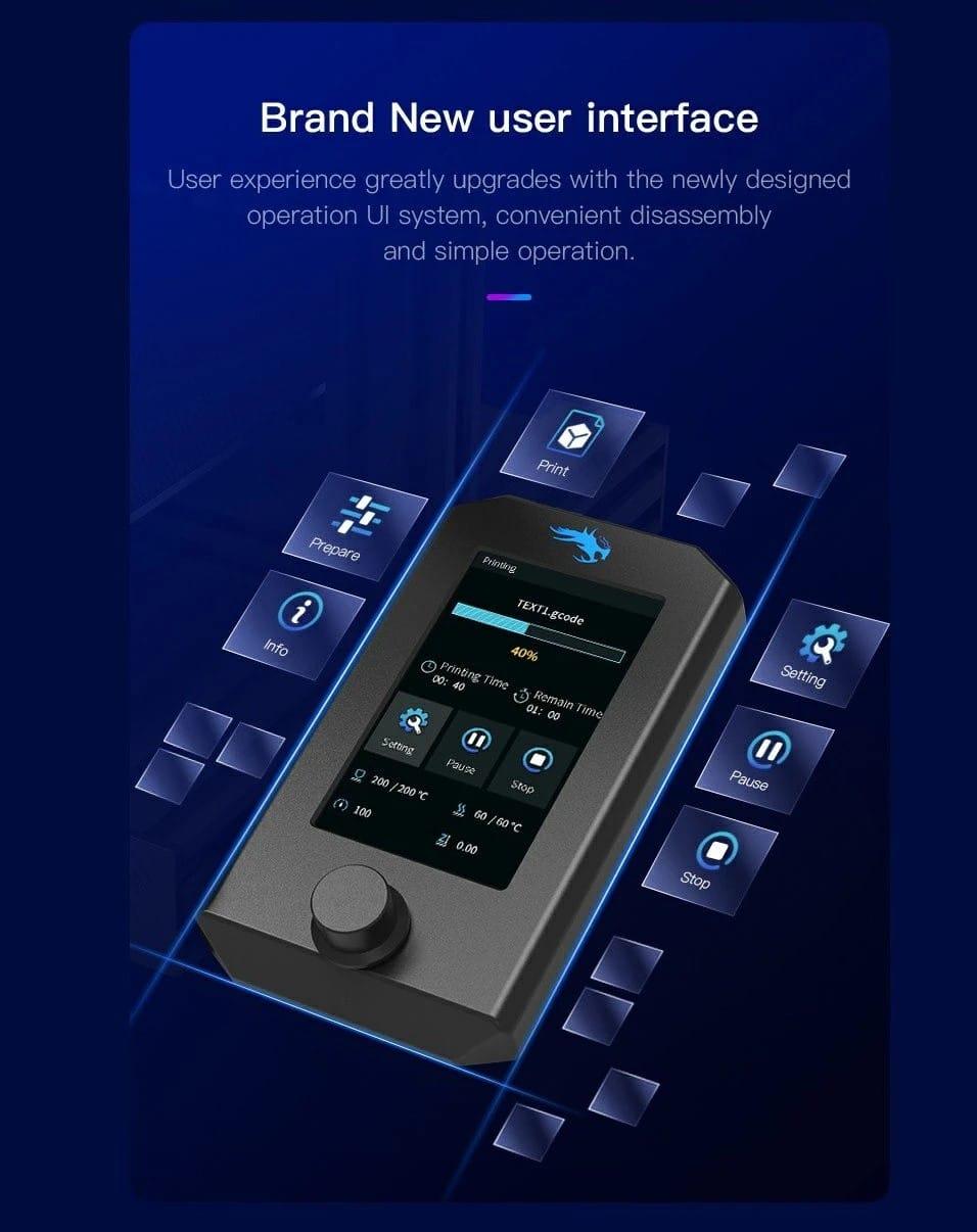 Ender_3 interface