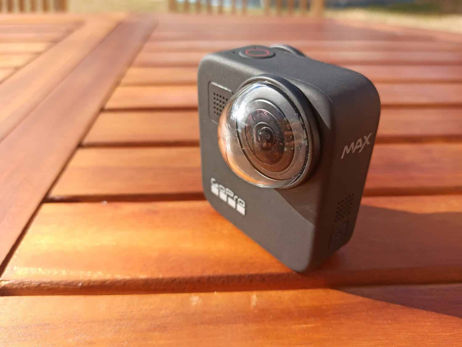 GoPro Hero Max protection verre 1