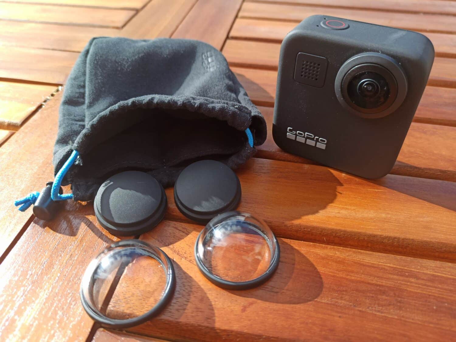 GoPro Hero Max protection verre 3