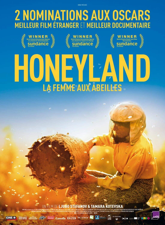 Affiche du documentaire Honeyland