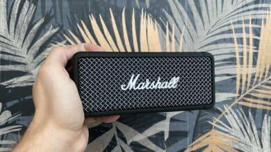 Photo de Test – Marshall Emberton : L'aspect rock dans une enceinte compacte et étanche