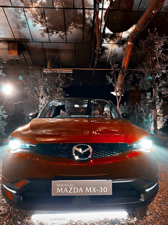 Mazda MX-30 Face