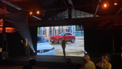 Mazda MX-30 presentation