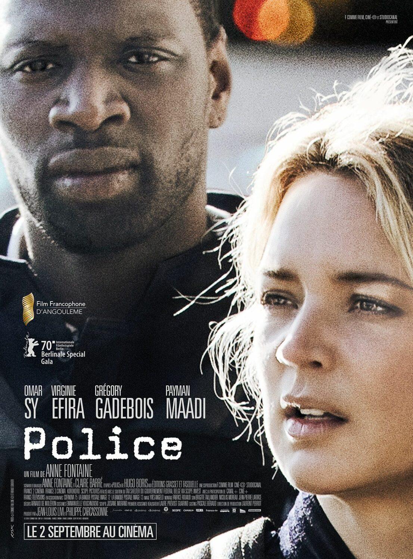 Affiche du film Police de Anne Fontaine