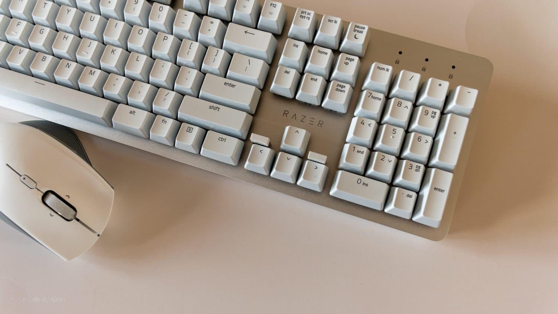 Razer Pro Type et Click