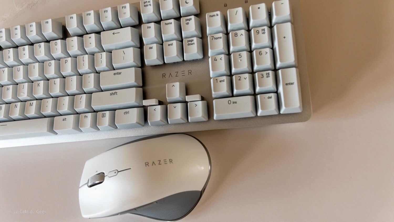 Razer Pro Type et Pro Click