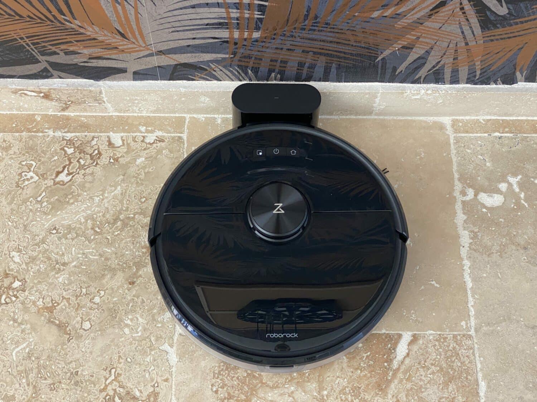 Roborock S6 MaxV robot