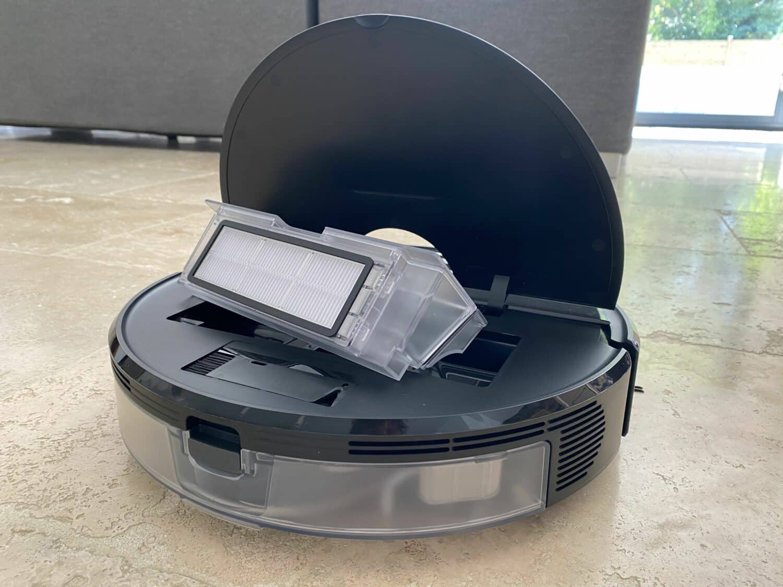 Roborock S6 MaxV entretien