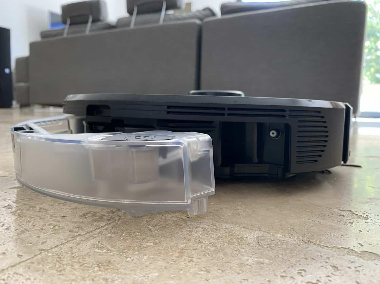 Roborock S6 MaxV bac eau