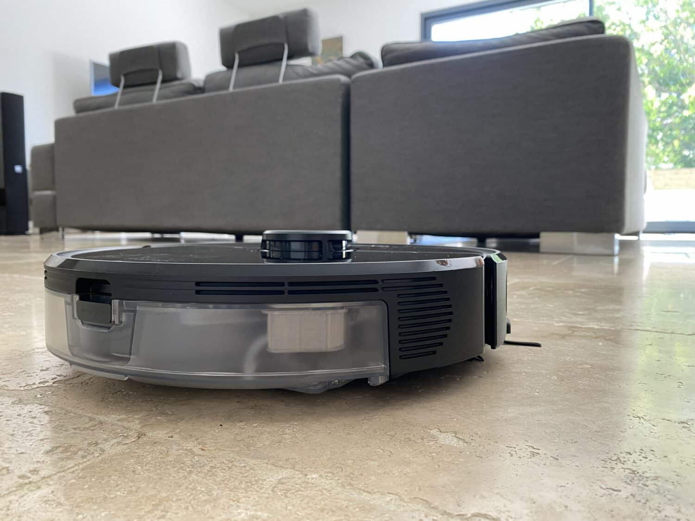 Roborock S6 MaxV hauteur