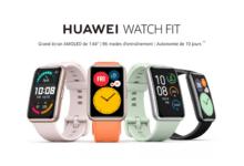 Photo de Huawei présente Watch Fit, la montre qui vous veut du bien