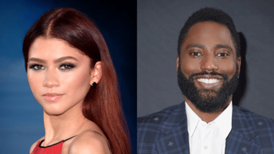 Zendaya & John David Washington