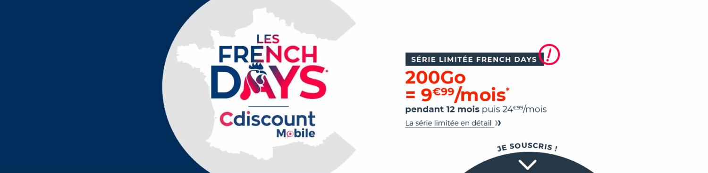 cdiscount-forfait-mobile-10-euros-200-go-french-days