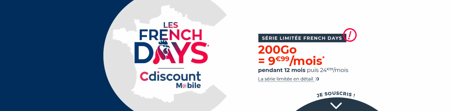 forfait-mobile-200-go-cdiscount-french-days