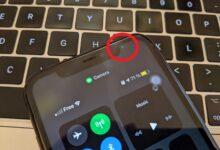 Photo de iOS 14 : Voici à quoi servent les points lumineux vert et orange !