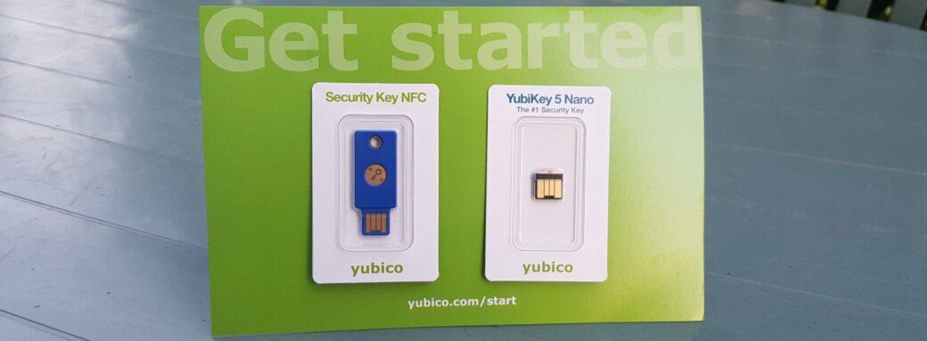 Yubico - packaging