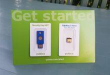 Photo de Test – Yubikeys, les clés USB sécurisées