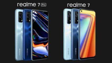 Photo de Realme 7 et 7 Pro, lequel faut-il choisir ?