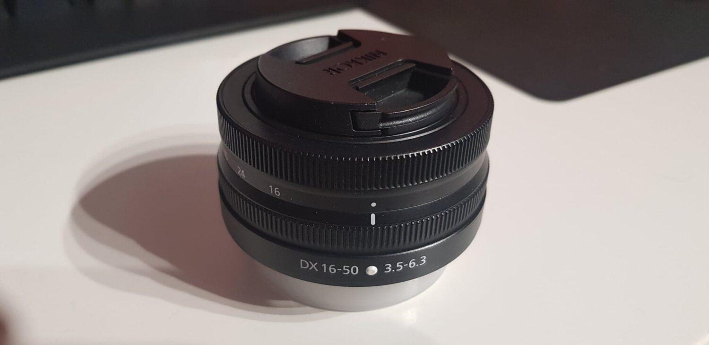 Nikon Z50 - DX 16 mm - 50 mm