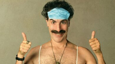 Sacha Baron Cohen dans Borat 2