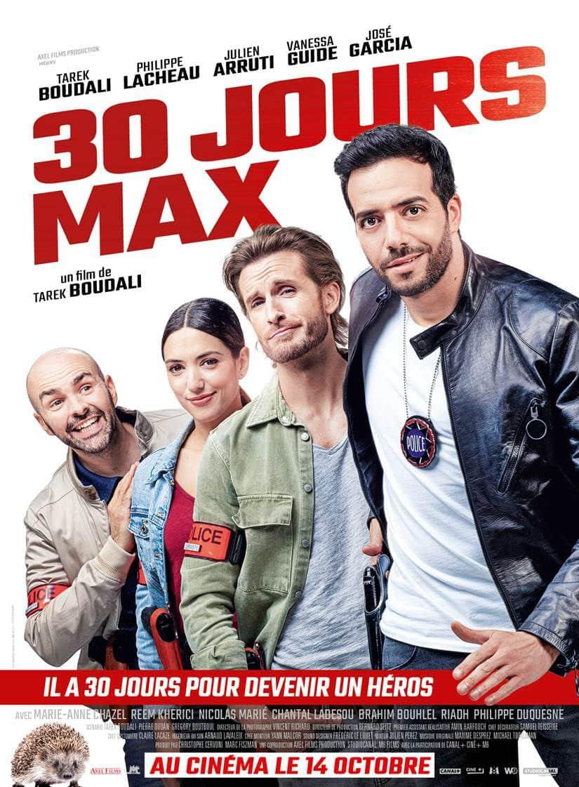 Affiche du film 30 jours max