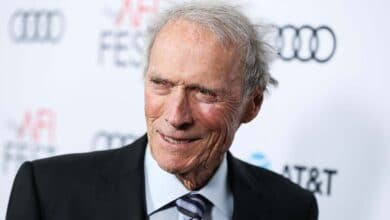 Clint Eastwood à l'avant-première de Richard Jewell à Los Angeles