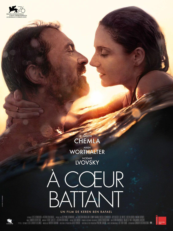 Affiche du film À cœur battant