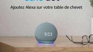 Photo de Amazon Echo et Echo Dot, les nouvelles enceintes sphériques !