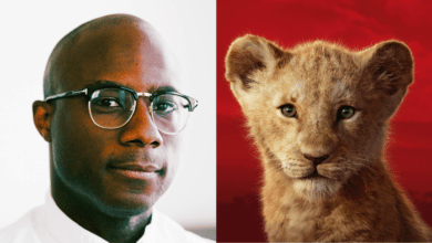 Barry Jenkins X Le Roi Lion