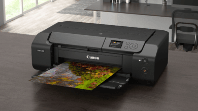 Photo de PIXMA PRO-200, la nouvelle imprimante Canon des photographes