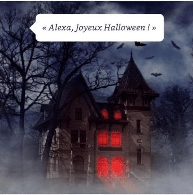 Anecdote Halloween