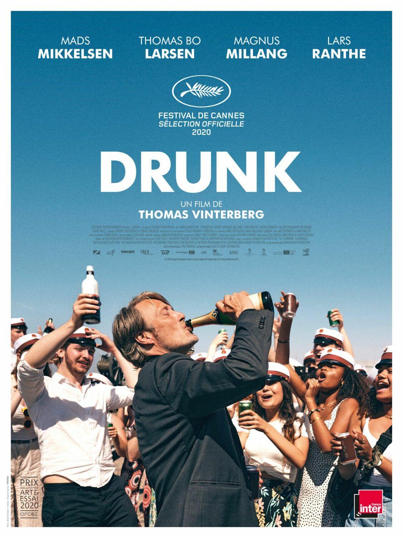 Affiche de Drunk de Thomas Vinterberg
