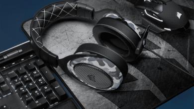 Photo de Corsair vous fait sentir le son avec son casque HS60 Haptic