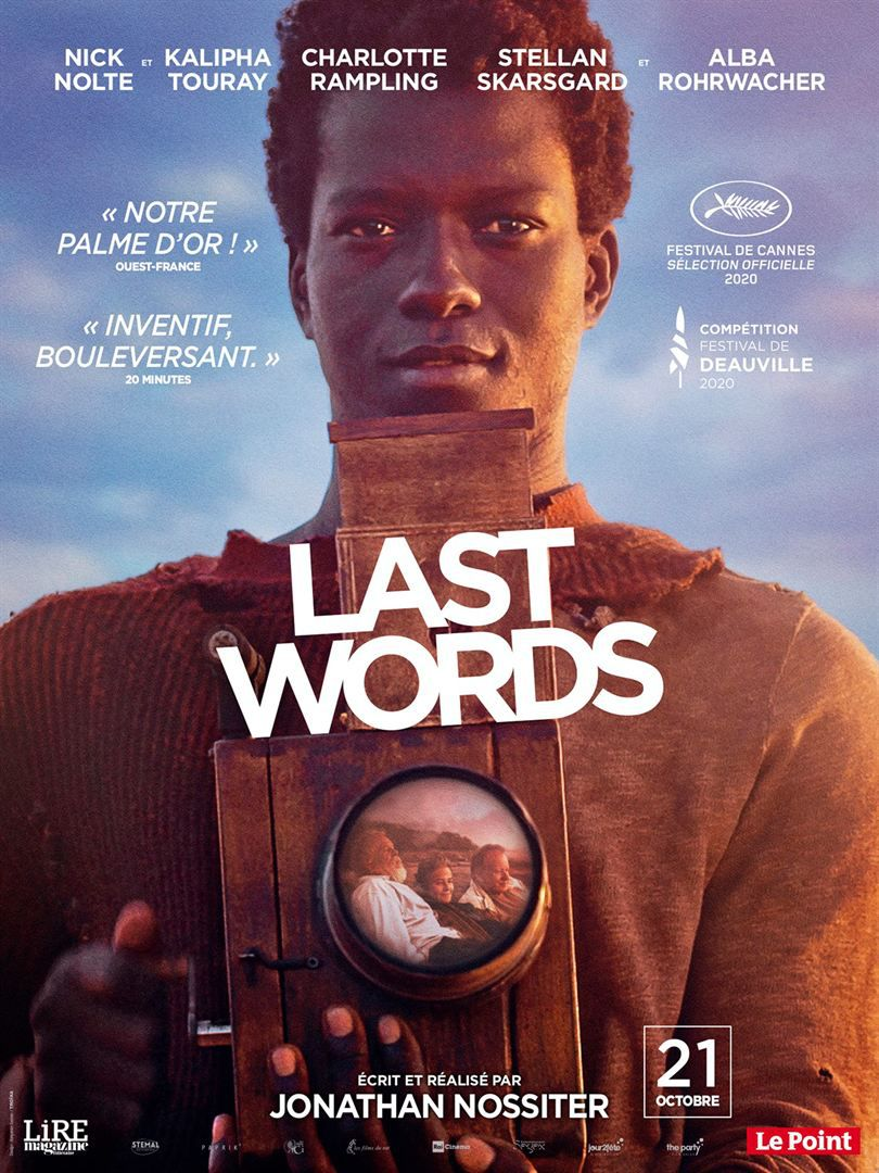 Affiche du film Last Words
