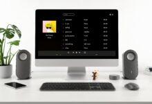 Photo de Logitech Z407, le nouveau système audio au son premium