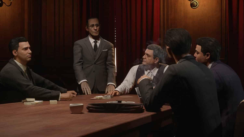 Mafia DE screen