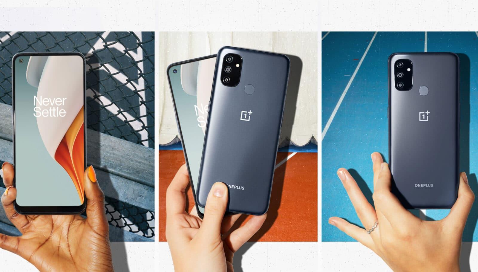 OnePlus : la gamme Nord s'agrandit avec le N10 5G et le N100
