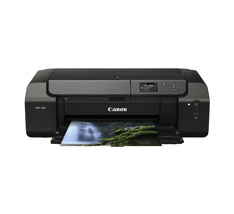 Impression Canon PIXMA PRO-200