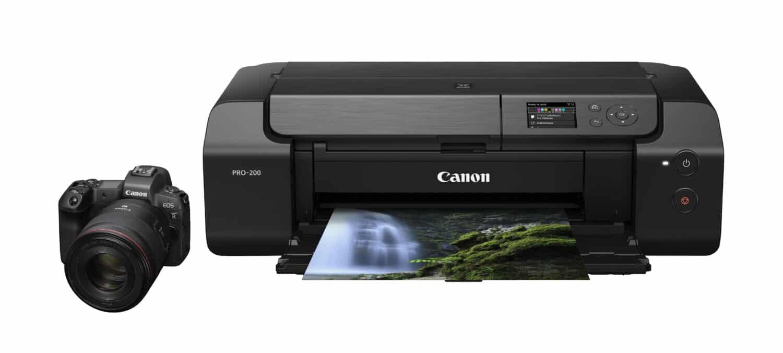 Canon PIXMA PRO-200 pour les photographes