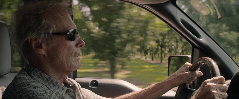Clint Eastwood dans La Mule (2018)