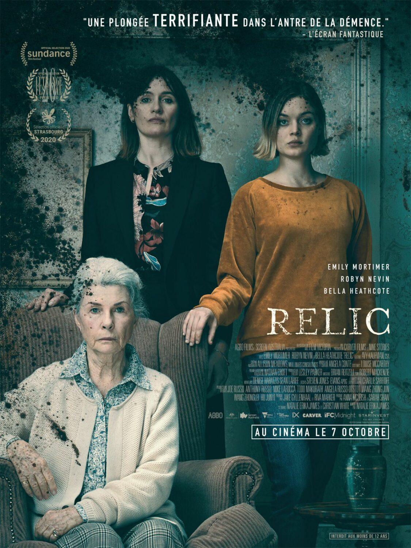 Affiche du film Relic